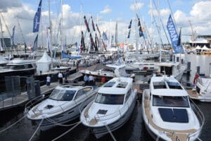 HISWA Boat show watersport
