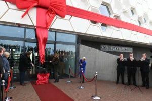 Opening Afsluitdijk Wadden Center