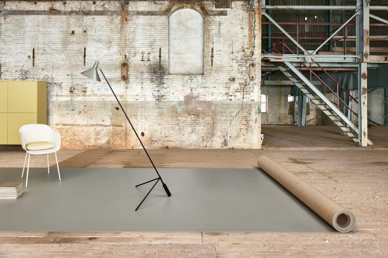 Ook het nieuwe Marmoleum Solid van Forbo Flooring is CO2 negatief en dus superduurzaam