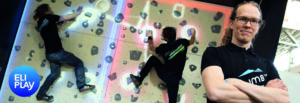 samenwerking ELIPlay clip n climb indoor speeltoestellen Family Entertainment Centers