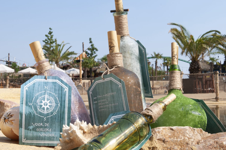 flessenpost toverland magiezijn magistralis