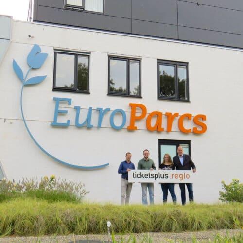 Ticketsplus regio EuroParcs