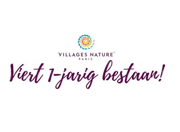 Villages nature viert 1-jarig bestaan
