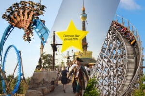 european star award attractiepark toverland eas
