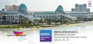 Lagotronics Projects at IAE Orlando: delivering smiles