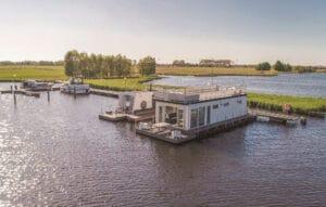Huisboot verblijfsrecreatie Novasol