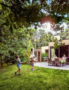 National Day of Unplugging Center parcs europe