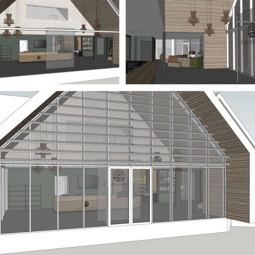 K3H architecten: Een receptie is maatwerk