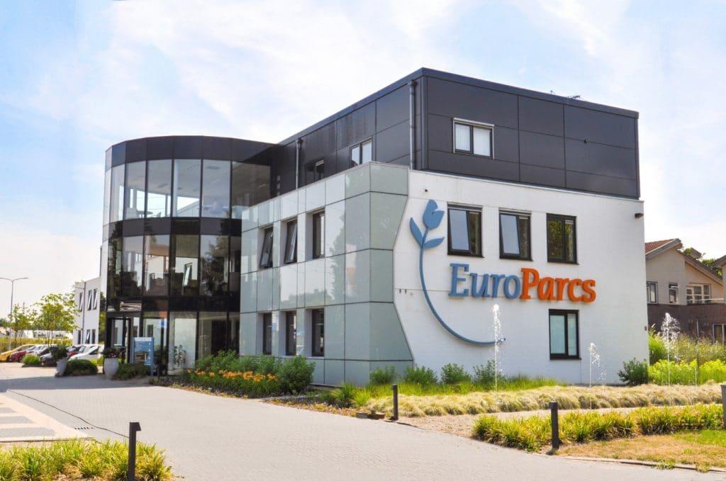 Europarcs hoofdkantoor, samenwerking met Waterland
