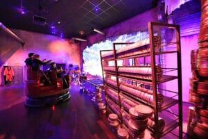 Popcorn Revenge interactieve attractie brengt attracties met spelvorm naar een 'next level'
