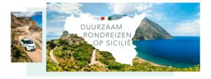 Duurzaam rondreizen op Sicilië, elektrische auto