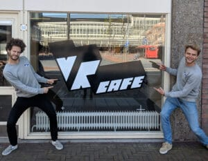 Haarlem VRcafe virtual reality cafe next big thing