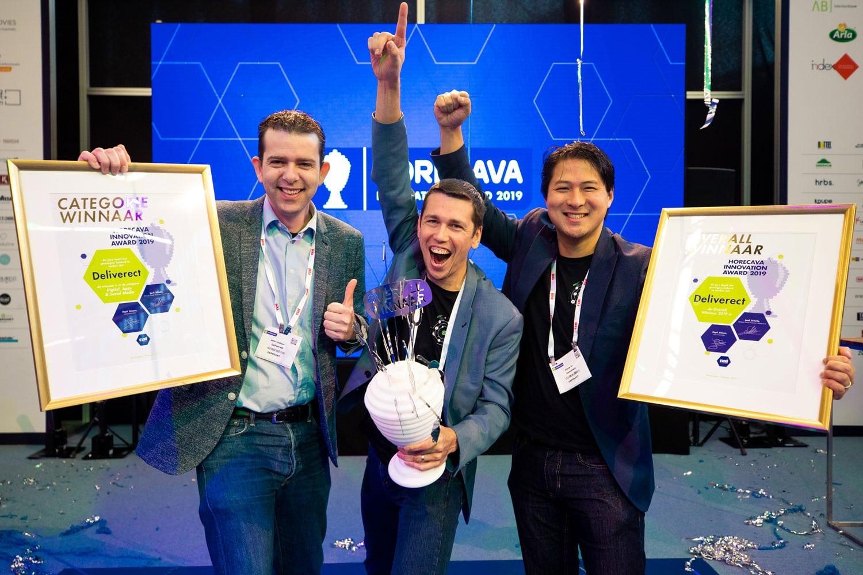 Winnaars horecava innovation award 2019 inschrijving 2020 open