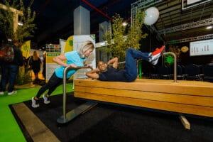 Dag van de Openbare ruimte sport spel recreatie