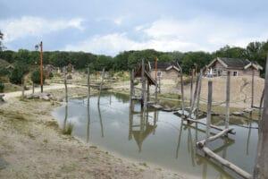 De Efteling Loonsche Land spelen met water