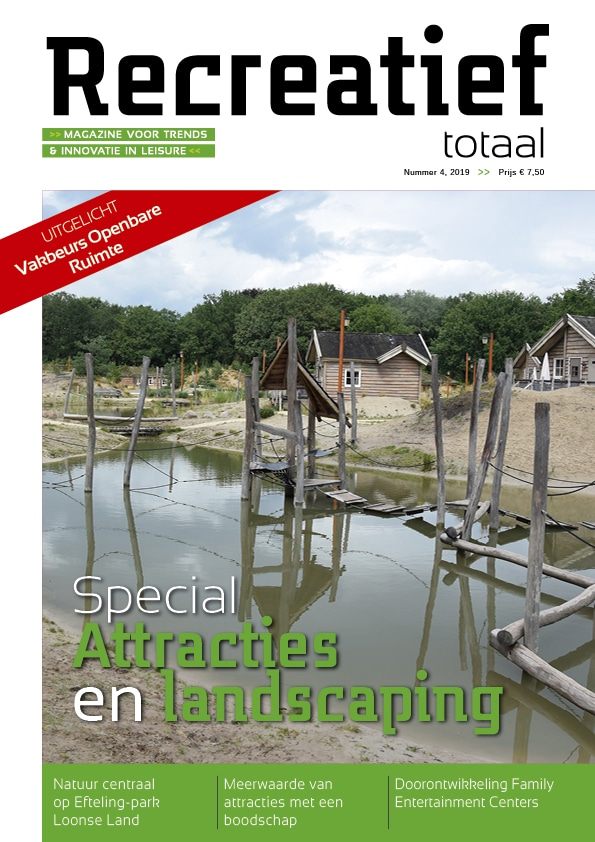 recreatief totaal 0419 Leisure magazine