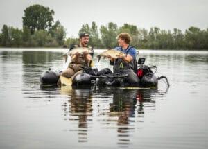 Sportvisserij Nederland recreatie niche markt
