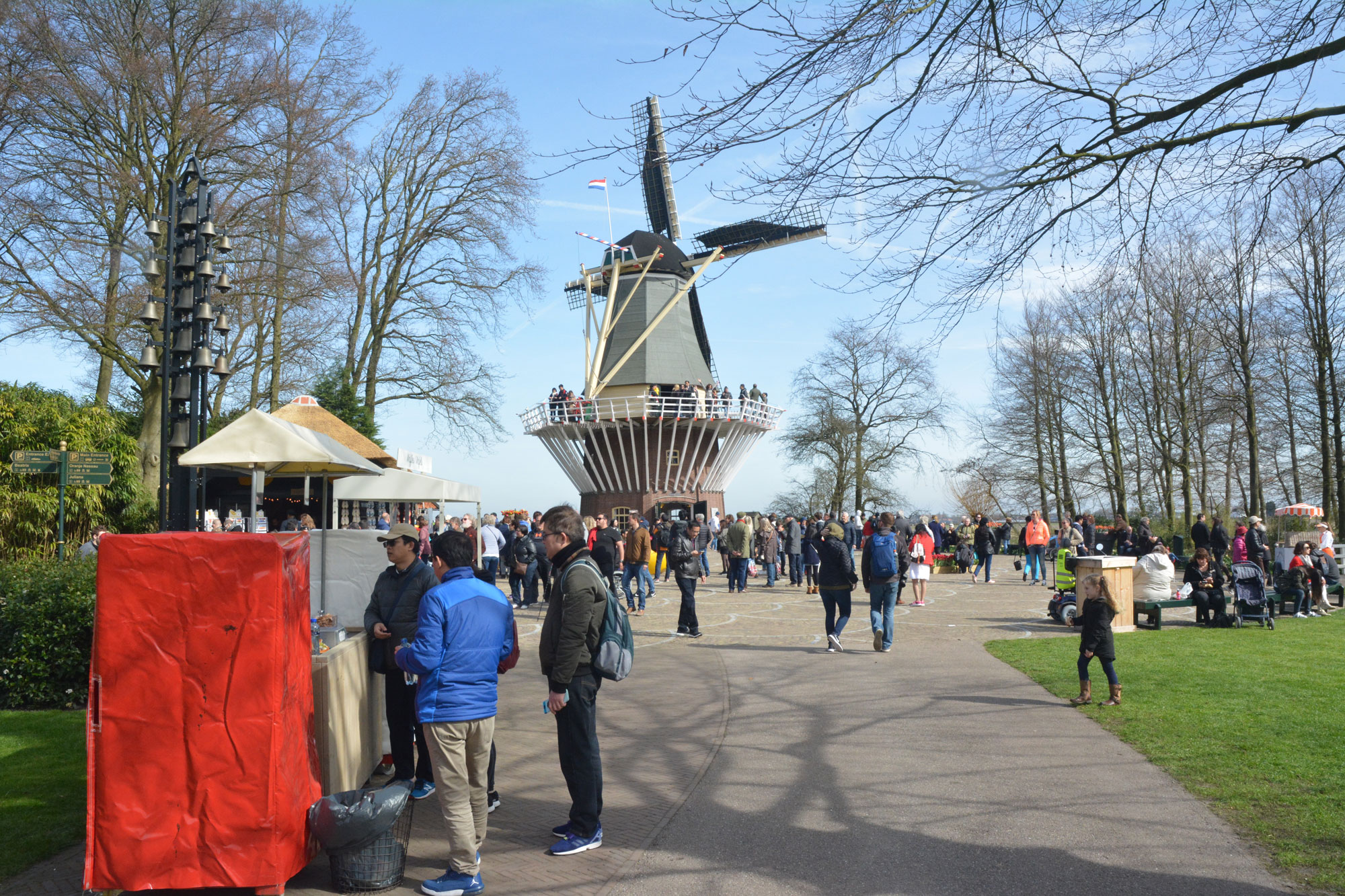 inrichting en corona in recreatie