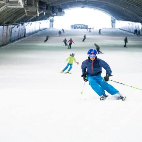 SnowWorld Zoetermeer skien piste 3