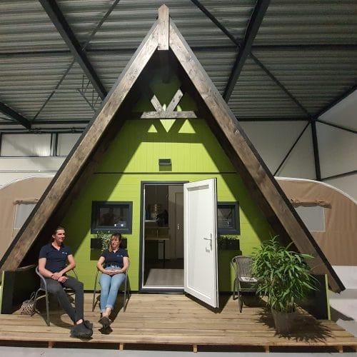 Bungalow en Tent Precofab
