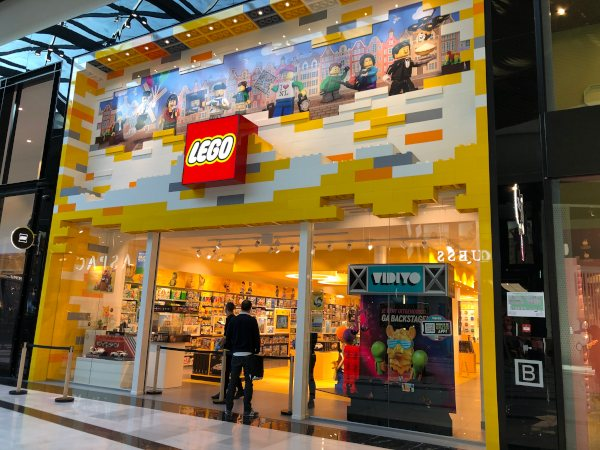 Mall of the Netherlands LEGO